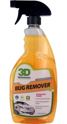 Imagen 1 de 3 de Removedor De Insectos 3d Bug Remover 3/4 Lts.