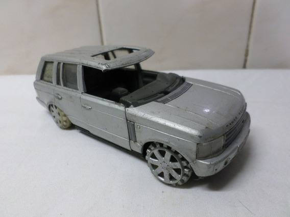 Land Rover Range Rover Welly 1/43 A Restaurar