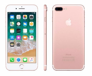 iPhone 7 Plus 32gb Rose Gold Anatel Lacrado Nota Fiscal