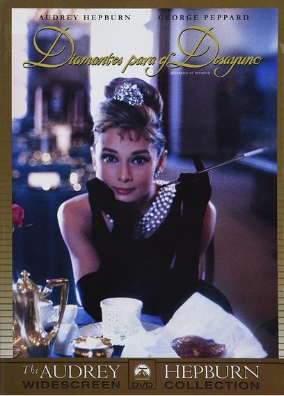 Diamantes Para El Desayuno Audrey Hepburn Pelicula Dvd