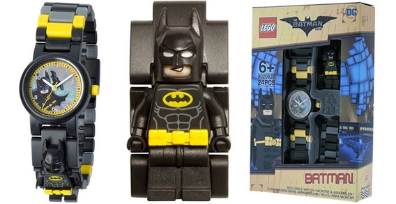 Reloj Lego Batman Movie Watch 8020837