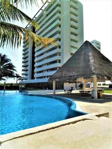 Departamento En Venta Residencial Alisio Cancun