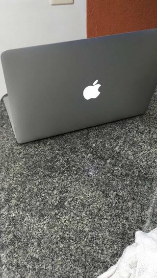 Macbook Air 13.3 Mqd32bz Ssd 128gb I5 Semi-novo