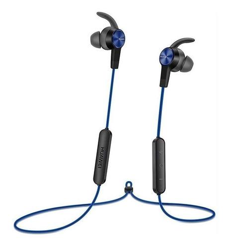 Imagen 1 de 3 de Audífonos inalámbricos Huawei Lite AM61 azul