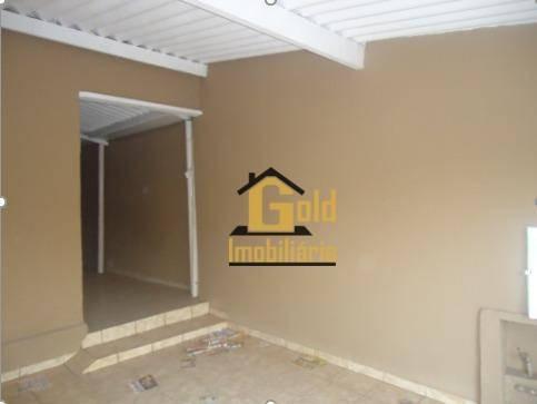 Casa Com 2 Dormitórios À Venda, 70 M² Por R$ 170.000 - Vila Virgínia - Ribeirão Preto/sp - Ca0879