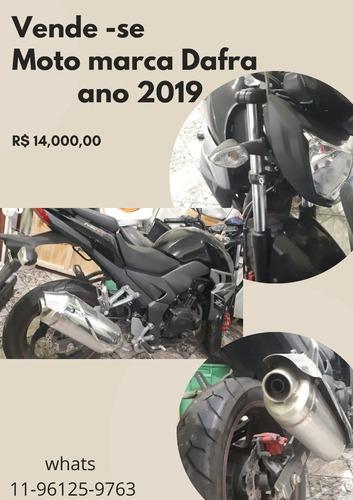 Imagem 1 de 3 de Moto Dafra Ano 2019