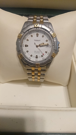 Reloj Tissot Pr100 Original