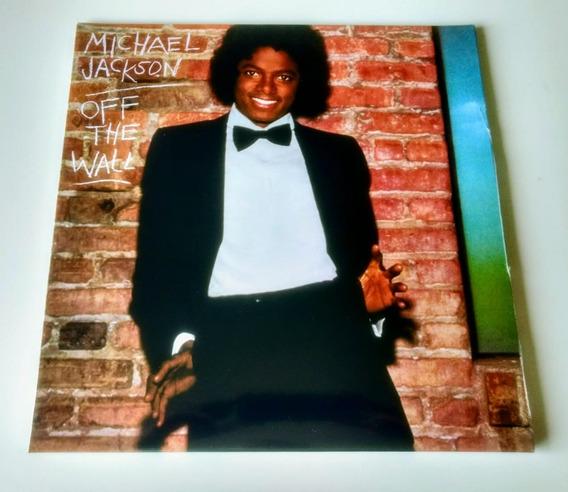 Lp Michael Jackson Off The Wall Gatefold Bad Thriller Scream