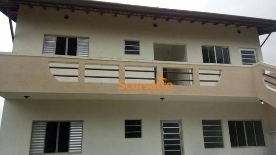 Casa Com 1 Dormitório Para Alugar, 45 M² Por R$ 800,00/mês - Lagoa - Itapecerica Da Serra/sp - Ca1125