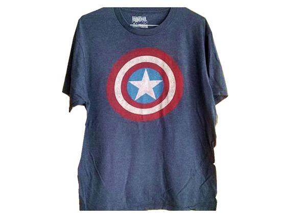 [ The Blacklist Store] Capitán América Playera Original