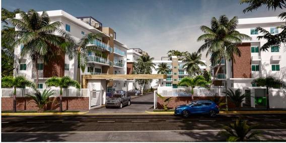 Hermosos Apartamentos En La Vega, Av Rivas
