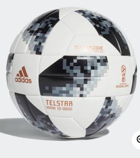 Pelota De Futbol adidas Telstar 18. Incluye Caja. Nuevas.