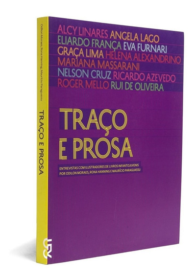 Traço E Prosa - Cosac & Naify