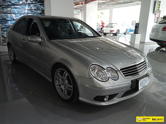 Mercedes Benz C55amg Automático