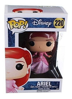 Funko Pop Disney 220 Ariel Nuevo Original Magic4ever