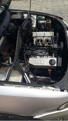 Motor V6 2.8 Audi A4 Ou Passat 94 Em Diante