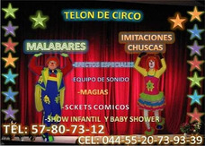 Show De Betolin Y Estrellita-serv. Urgentes Edo Mex Y Df