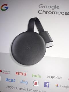 Chromecast 3 Generación Original