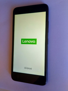 Celular Lenovo C2 K10a40 16 Gb Preto