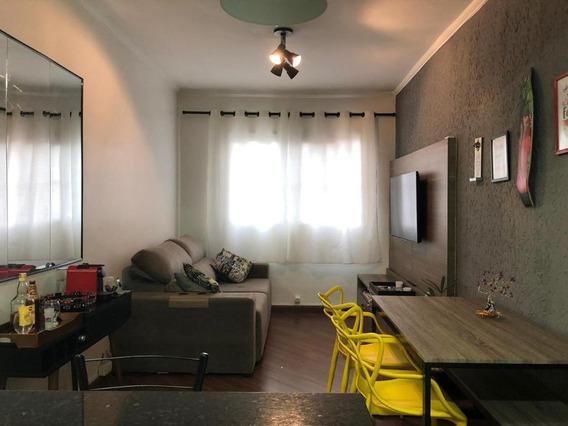 Apartamento Com 1 Dormitório Para Alugar, 65 M²- Vila Leonor - Guarulhos/sp - Ap8371