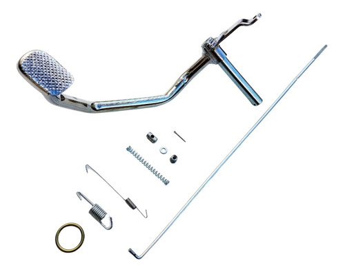 Imagem 1 de 4 de Kit Pedal De Freio Titan 160 (p/ Descombinar O Combi Brake)
