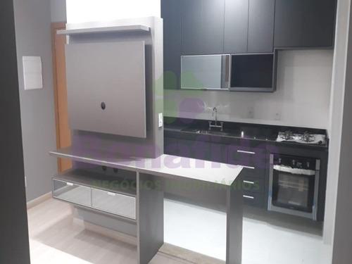 Imagem 1 de 8 de Apartamento, Myriad, Bosque Dos Jacarandas, Jundiaí. - Ap12566 - 69413450