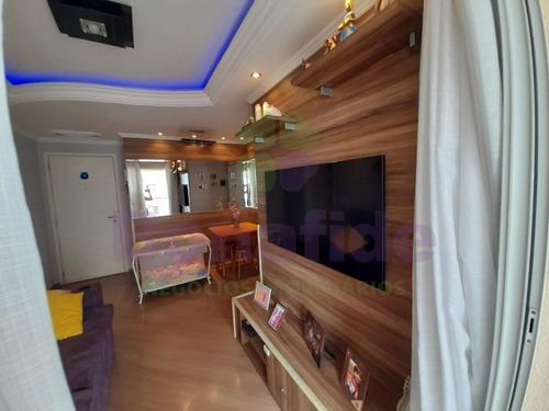 Imagem 1 de 22 de Apartamento, Edifício Aquarela, Vila Carmem, São Paulo. - Ap12384 - 69312064