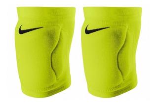 Joelheira Profissional Volei Voley Nike Streak Amarelo
