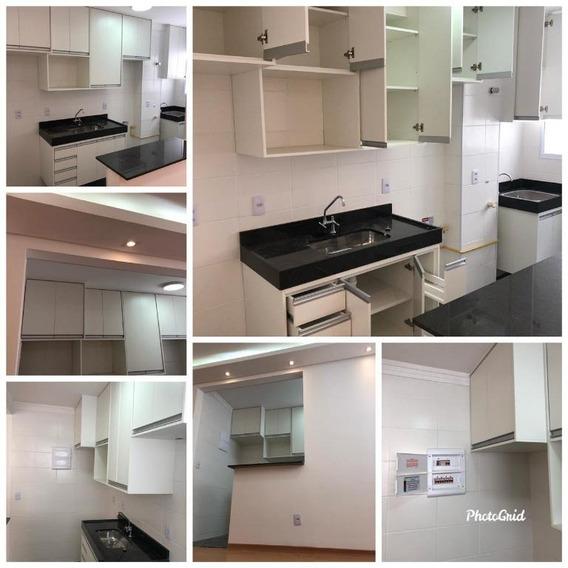 Apartamento Em Jardim Das Indústrias, São José Dos Campos/sp De 47m² 2 Quartos Para Locação R$ 2.200,00/mes - Ap431543