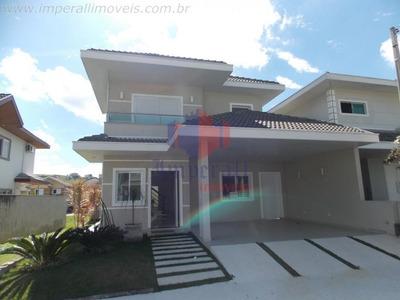 Sobrado Urbanova Sjc - Condomínio Fechado Inteiro Planejado - 390