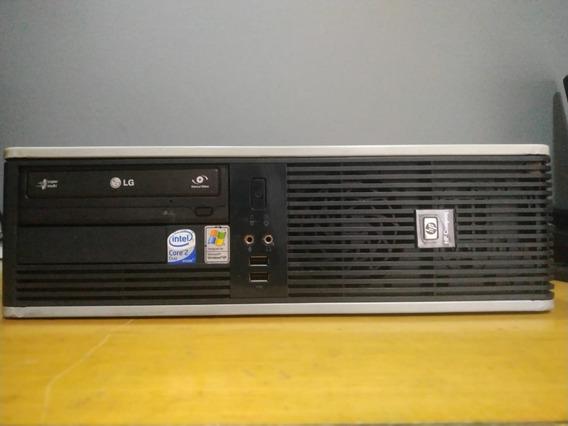 Cpu Hp Compaq Dc 5700 Small Form Factor - Intel Core 2 Duo