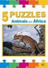 5 Puzzles - Animais Da Africa Impala Brasil Edit