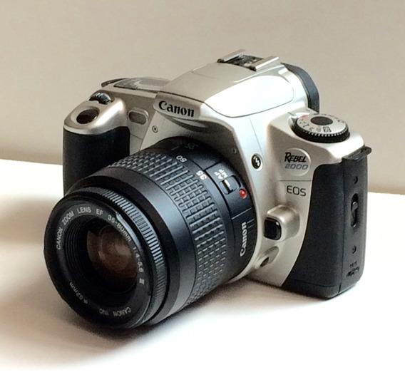 Camara Fotografica Canon Eos Rebel 2000 - Yusty