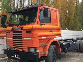 Scania 112h Excelente Estado Permuto Financio Cerrocam