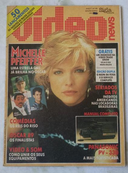 Revista Vídeo News Nº 80 Oscar 89