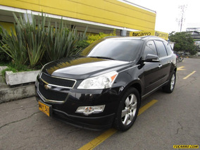 Chevrolet Traverse 3.600c.c. At 8 Psj