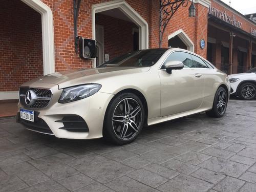 Mercedes Benz E 400 Cupe Amg