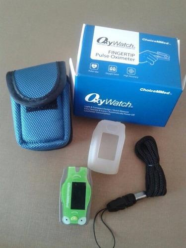 Oximetro Pediatrico, Saturometro, Pulsoximetro, Estetoscopio
