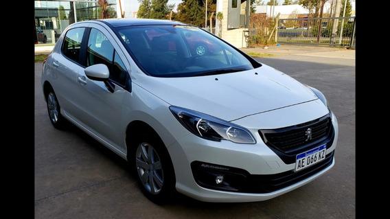 Peugeot 308 Allure 1.6 Nafta 2020 Af