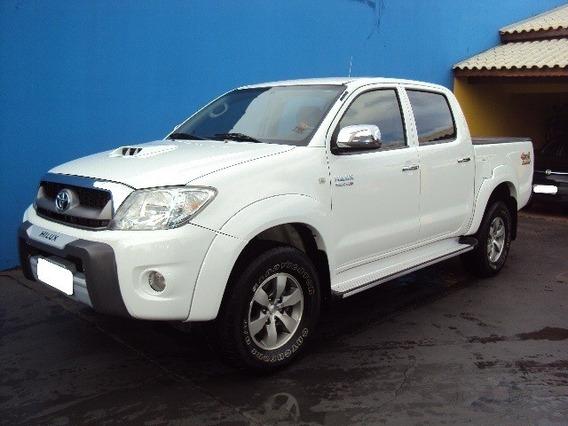 Toyota Hilux 3.0 Srv 4x4 2010 Cod:0002