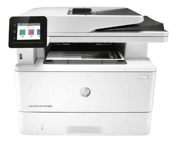 Impressora Multifuncional Hp Laserjet Pro M428fdw Com Wi-fi