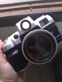 Câmera Analógica Sony.