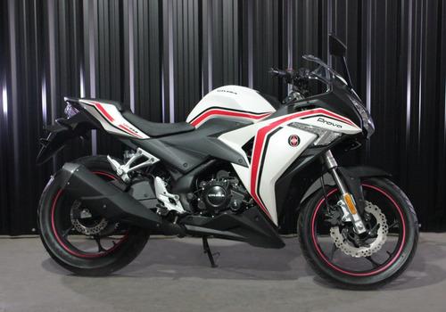 Imagen 1 de 13 de Moto 250 Gilera Vc 250 Prova (tipo Loncin Voge)  0km