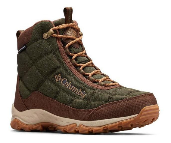 Botin Hombre Columbia Firecamp Boot (213) Peatmoss Trail