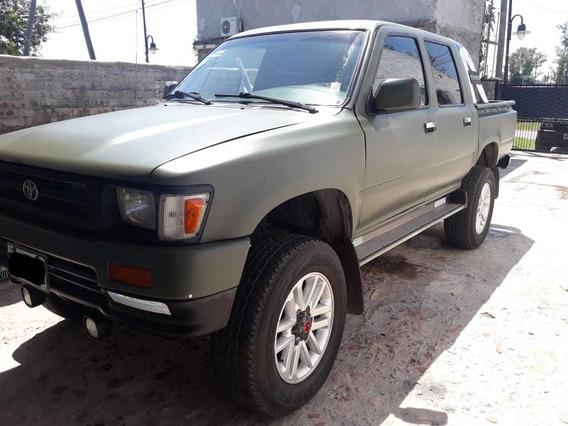 Toyota Hilux 1995 2.8 D/cab 4x4 D Dlx