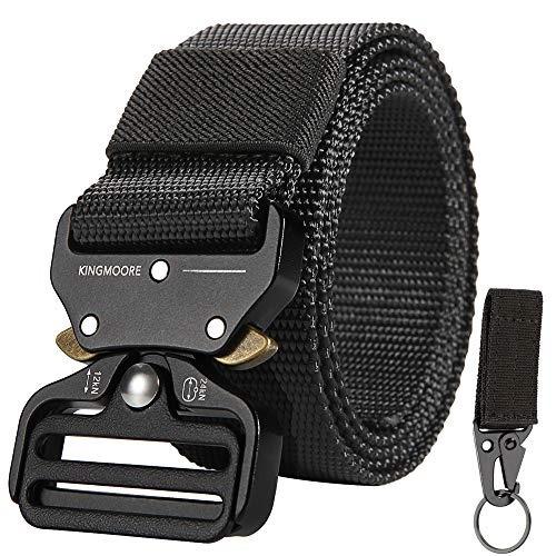 Cinturon Tactico Kingmoore Para Hombre Estilo Militar Con He