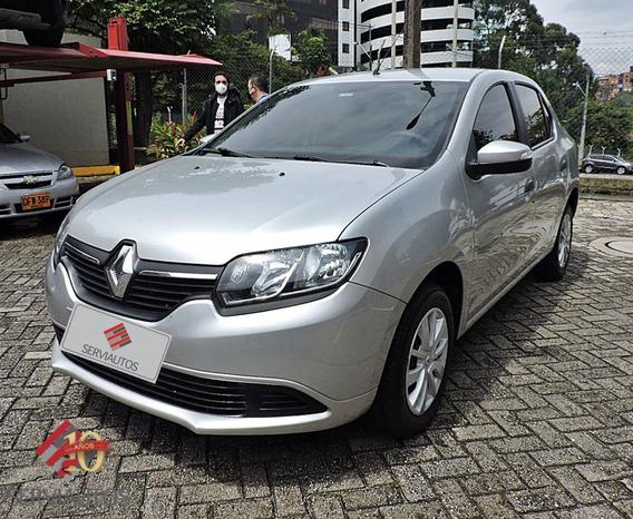 Renault Logan Expression Mt 1.6 2019