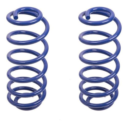 Espirales Progresivos Peugeot 307 Ag Kit X2 Tras
