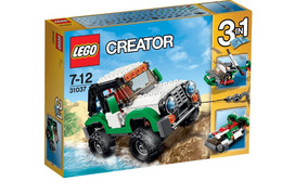 Lego Creator 3em1 31037 Adventure Vehicles