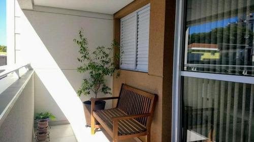 Apartamento Com 2 Dormitórios À Venda, 71 M² Por R$ 675.000,00 - Lapa - São Paulo/sp - Ap19044